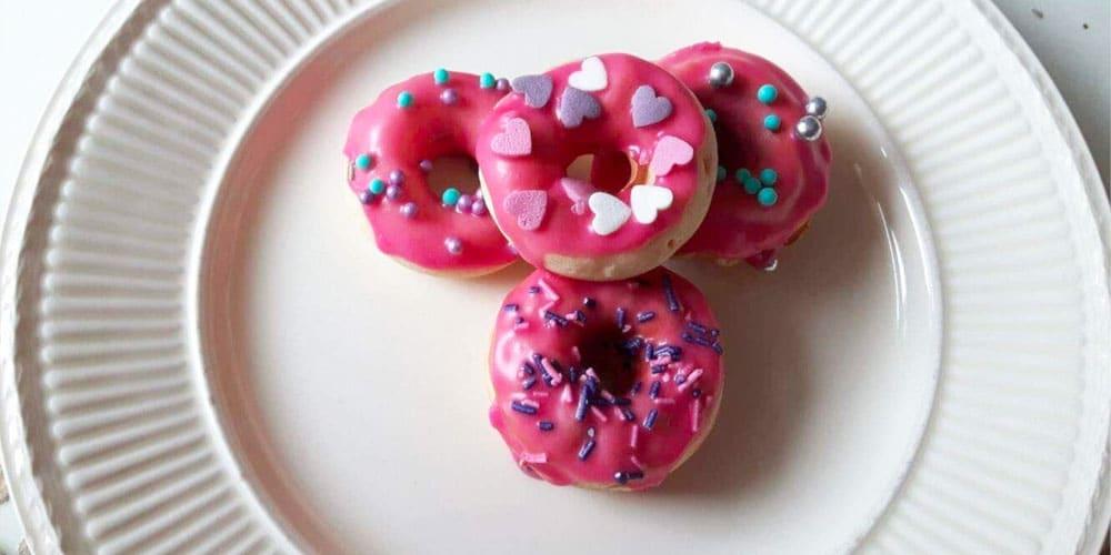 nemme og lækre mini donuts